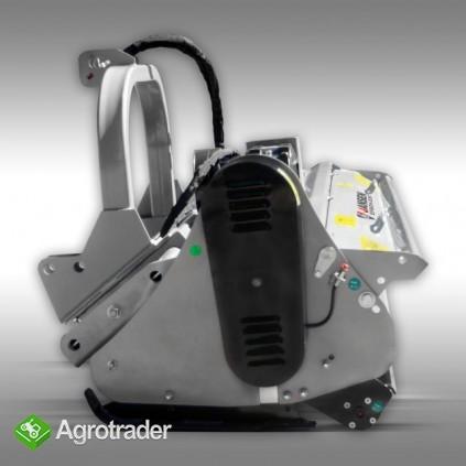 Przesuwna hydraulicznie kosiarka bijakowa z unoszoną pokrywą, 210 cm - zdjęcie 3