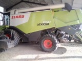 CLAAS LEXION 650 - 4X4 - CAT 355 KM - 1415 h