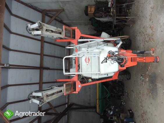 Opryskiwacz KUHN GRAND LARGE 450, 2011 r., 28 m., pojemność 4500 l - zdjęcie 4