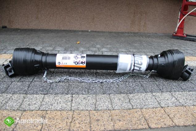 Wał przekaźnika mocy wałek teleskopowy Nm 270 L 710 - zdjęcie 2