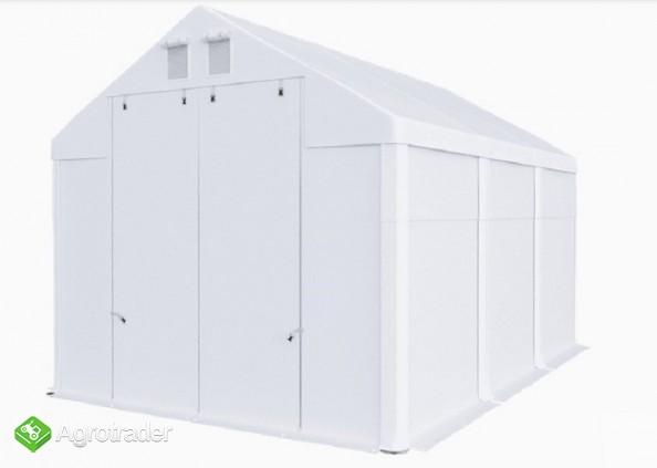 Całoroczna Hala namiotowa 4×6×2,5/3,65m - zdjęcie 2
