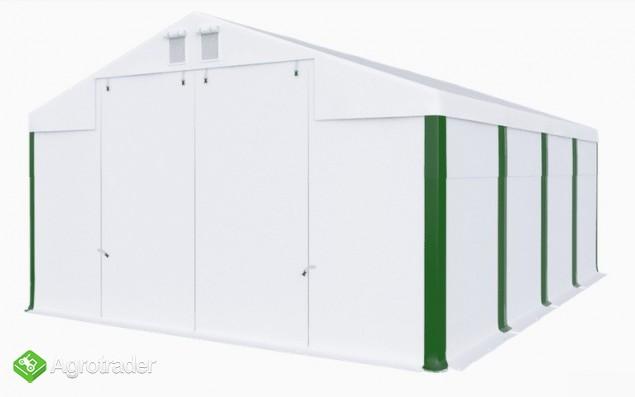 Magazyn Całoroczna Hala namiotowa 5×8×2,5/3,41m - zdjęcie 2