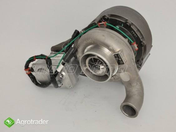 Turbosprężarka RE534565, RE526247, RE534530, 178751 John Deere