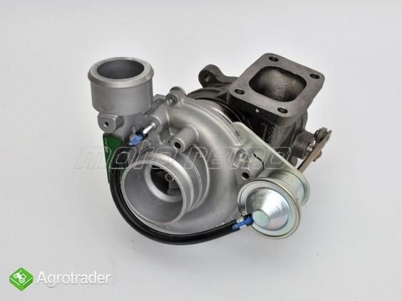 Turbosprężarka 35242125F, 35242125H, 35244215F, VA720802 VM Motori