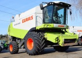 CLAAS LEXION 540 - CAT 313 KM - 6 M - 2005 ROK
