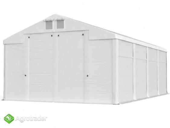 Całoroczna Hala namiotowa 8m × 20m × 3m/4,46m  - zdjęcie 3