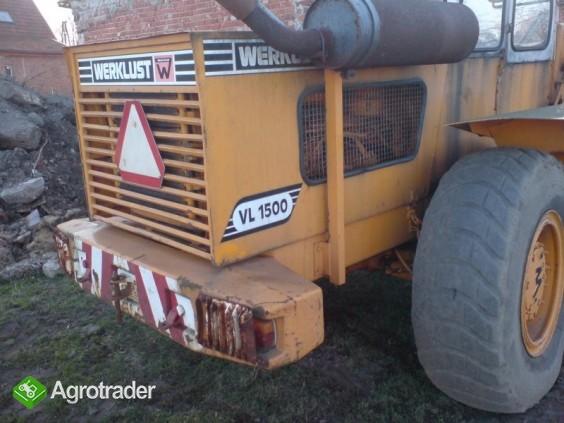 Ładowarka czołowa WERKLUST 1500 DAF 9 Ton - zdjęcie 4