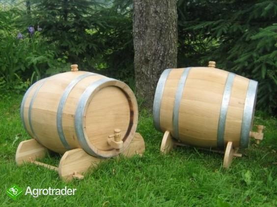 Beczki dębowe na wino, antałki PRODUCENT - zdjęcie 1