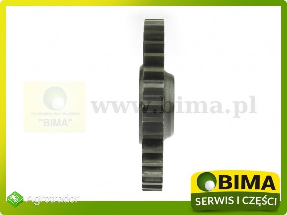 Używane koło zębate wom z34 Renault CLAAS 782,782-4,851 - zdjęcie 2