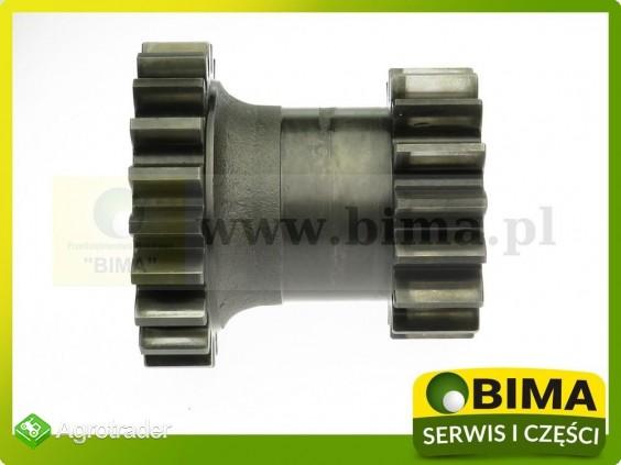 Używane koło zębate wom z16/21 Renault CLAAS 120-14 - zdjęcie 2