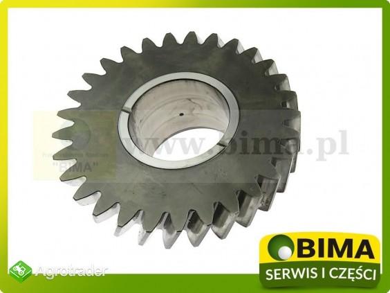 Używane koło zębate tylnego wałka Renault CLAAS 120-54 - zdjęcie 1