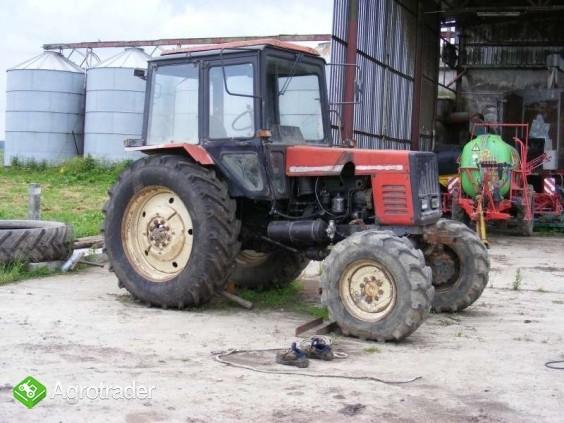Ciągnik rolniczy mtz 82ts pronar belarus zamienię - zdjęcie 1