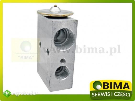 Zawór klimatyzacji Case IH CVX 120,130,150,170,1135