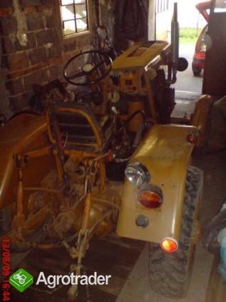 Ciągnik SAM 13,5 KW