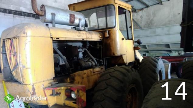 Fadroma HANOMAG, B-8, 1972 r.prod., 6 ton udźwigu, silnik SW-680 (220