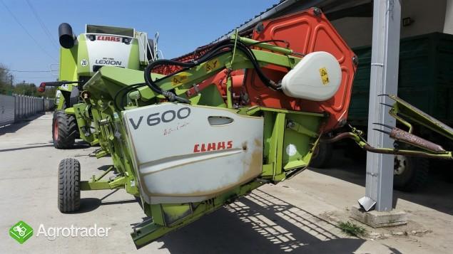 CLAAS LEXION 530 - 2008 ROK - 3D - V600 - zdjęcie 6