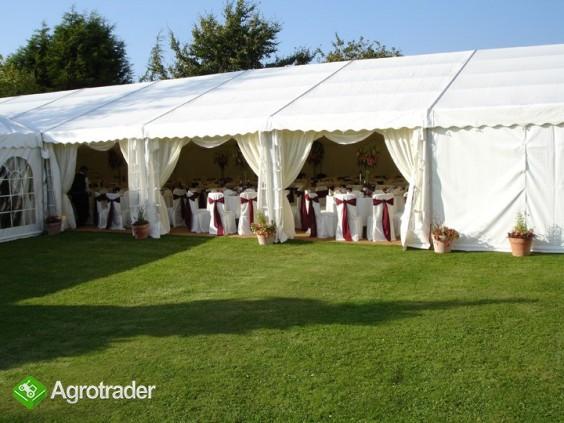 Mocny namiot bankietowy imprezowy okolicznościowy 3x52x2 mtbtent.pl! - zdjęcie 4