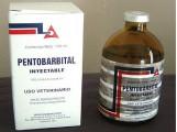 pentobarbital sodu do stosowania zarówno u ludzi, jak i weterynarzy