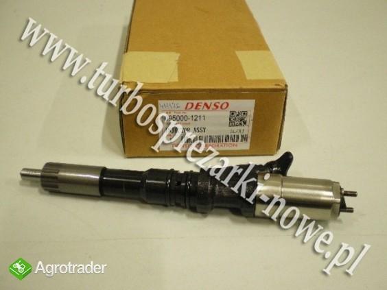 Wtryskiwacze - Wtryskiwacz paliwa CR DENSO  095000-121 /  095000121 /