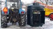 Dwupłaszczowe zbiorniki na olej napedowy, ministacje paliw