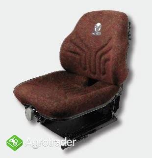 Siedzenia fotele do ciągników rolniczych - zdjęcie 3