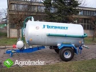 Wóz asenizacyjny - 6000 litrów - zdjęcie 2