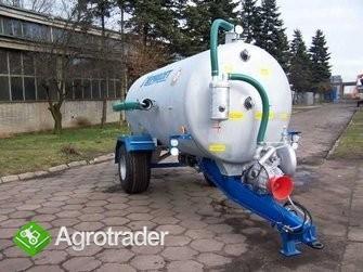Wóz asenizacyjny - 6000 litrów - zdjęcie 3