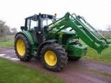Traktor John Deere 6430