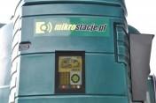 Zbiorniki na olej napędowy - mikrostacja