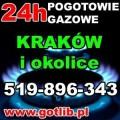 Pogotowie Gazowe Kraków tel.519-896-343