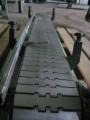Taśma płytkowa, 2m, nierdzewna, 200mm szerokości,