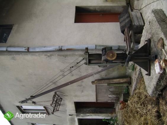 Ładowarka do obornika - zdjęcie 1