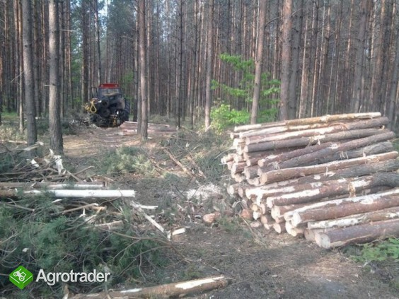 Niab Hypro Vimek harwester valmet timberjack - zdjęcie 2