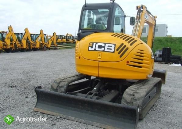 JCB 8085 ZTS z roku 2010.. - zdjęcie 2