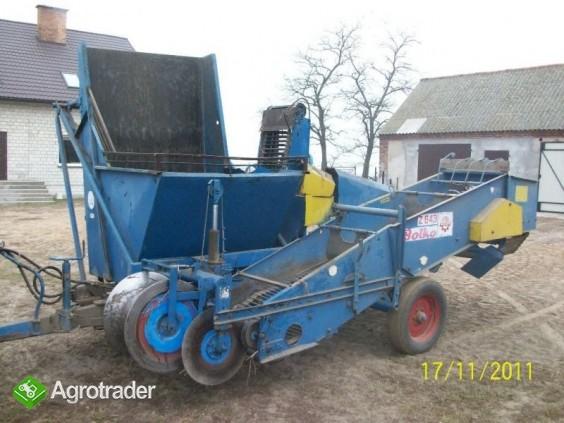 Sprzedam kombajn Bolko Z643 - zdjęcie 1