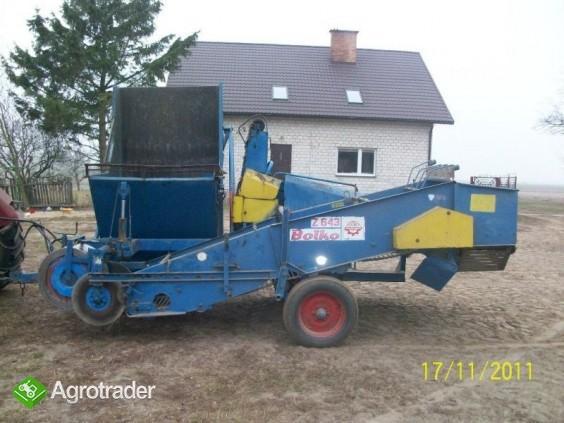 Sprzedam kombajn Bolko Z643 - zdjęcie 2
