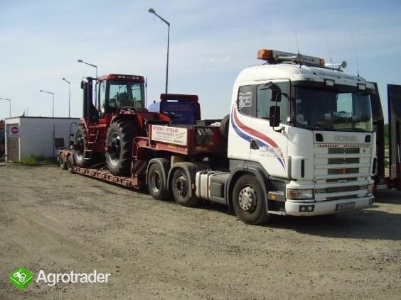 Międzynarodowy transport ponadgabarytowy,Wengrzyn - zdjęcie 3