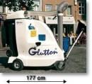 Odkurzacz miejski Glutton napęd