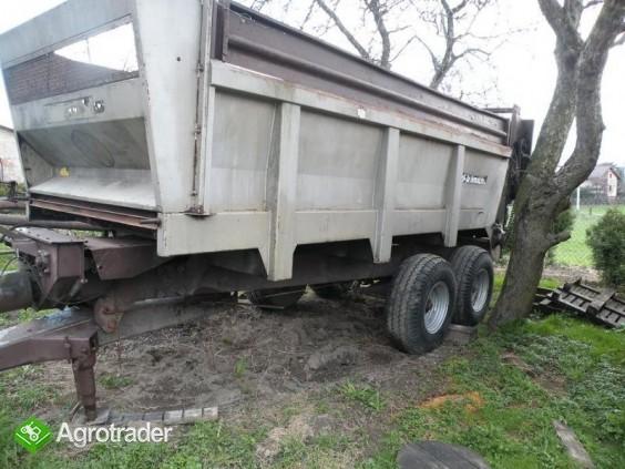 rozrzutnik 8 ton tandem - zdjęcie 5